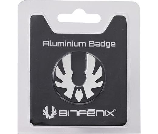 BITFENIX Aluminium Logo for Prodigy - ezüst