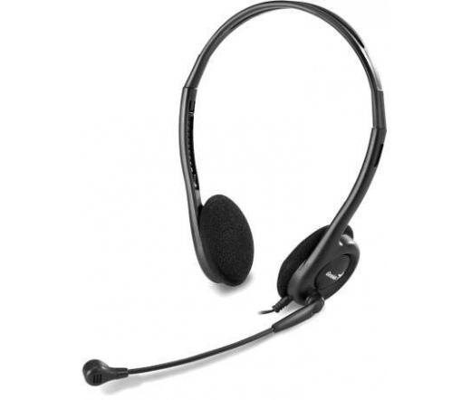 GENIUS Headphone HS-M200C fülhallgató+mikrofon