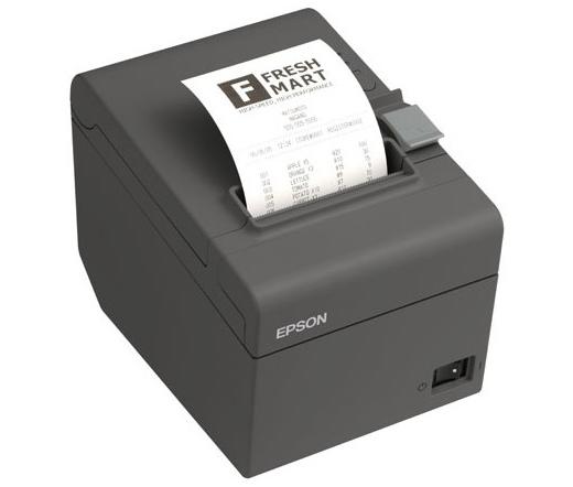EPSON TMT20II fekete blokknyomtató (USB + Ethernet, PS, EDG, EU)