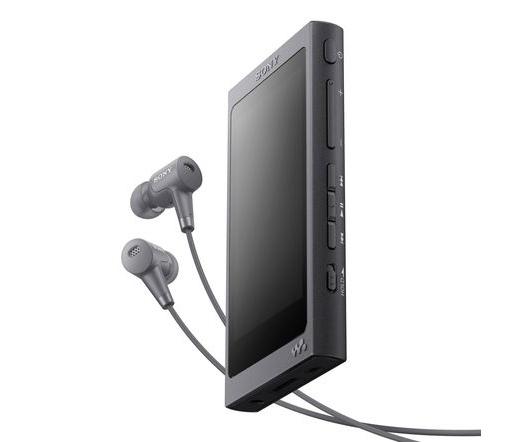 Sony NWA45HNB.CEW MP3 és multimédia lejátszók