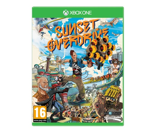 GAME XBOX One Sunset Overdrive