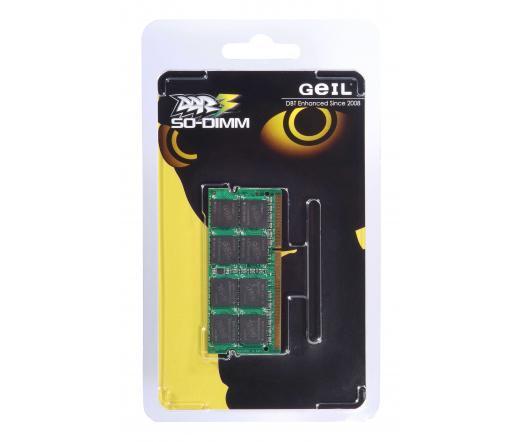 SO-DIMM DDR3 4GB 1333MHz GeIL CL9