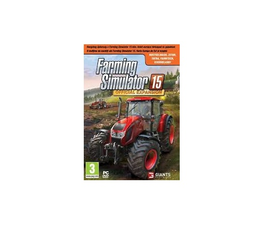 GAME PC PCS SAD Farming 15 Expansion 2