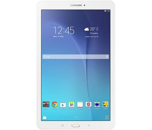 """TABLET SAMSUNG Galaxy TabE 9,6"""" Wi-Fi 8GB Fehér"""