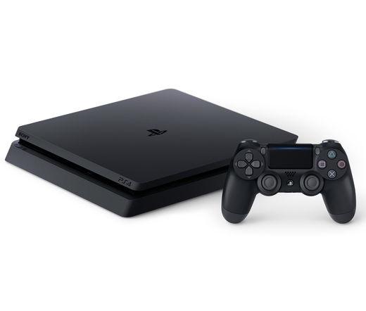 SONY Playstation 4 Slim 500 GB Fekete (CUH-2116)