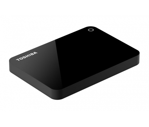 HDD TOSHIBA Canvio Advance 1TB USB3.0 Fekete