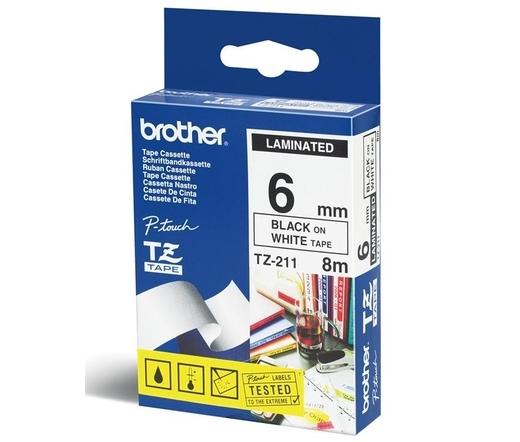 BROTHER P-touch TZe-211 laminált szalag