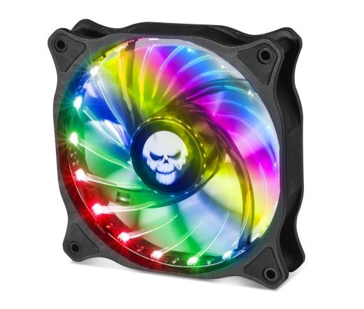 COOLER Spirit of Gamer Cooler AIRFLOW RGB LED 12cm