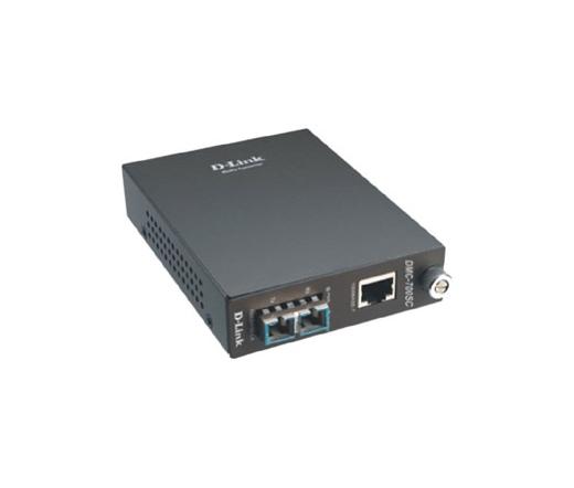 NET D-LINK DMC-700SC/E Gigabit Ethernet átalakító