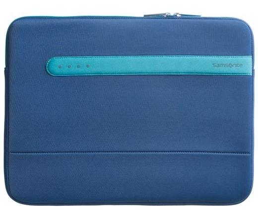 "Samsonite  Colorshield Laptop Sleeve 15.6"" kék világoskék laptop tok"