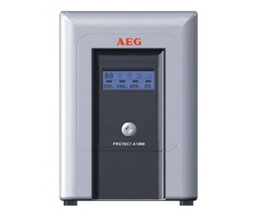 UPS AEG PROTECT A. 1000VA