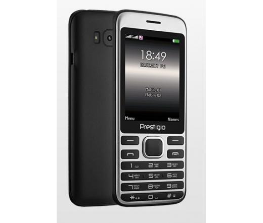 Prestigio Grace A1 Dual SIM mobiltelefon fekete