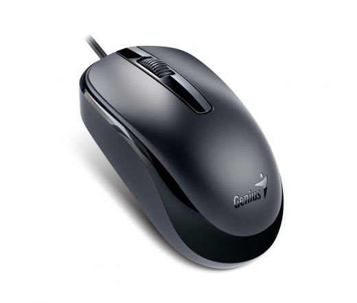 GENIUS MOUSE DX-120 USB Fekete