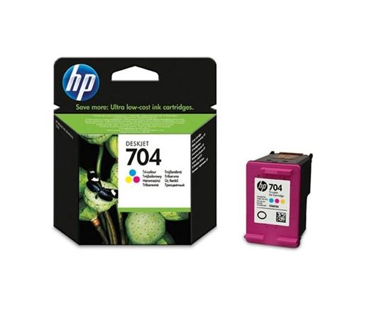 Patron HP 704 tri-colour CN693AE