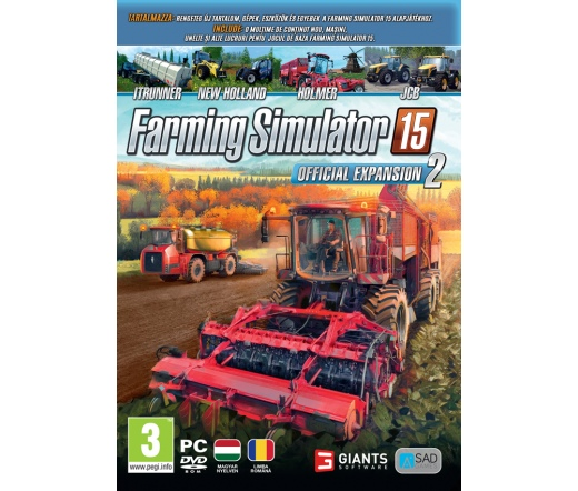 GAME PC PCS SAD Farming 15 Expansion 2