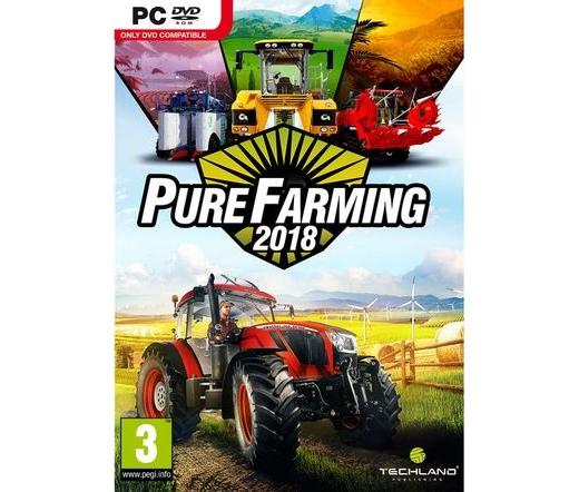 GAME PC Pure Farming 2018