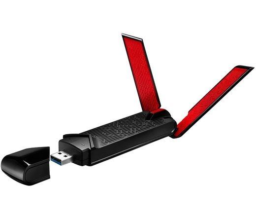 NET ASUS USB-AC68 Wireless USB Adapter
