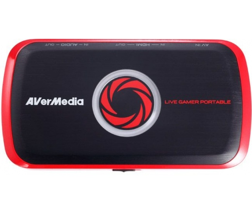 CAPTURE AVERMEDIA Live Gamer Portable